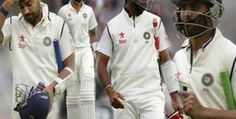 Duck-back: Indian batsmen equal record zeros in 1 innings Cricket Games, Sports News, Equality, Chef Jackets, Indian, Social Equality