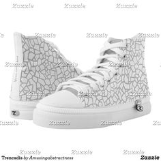 Trencadis design in a custom High-Top Sneakers #design #sneakers #fashion #graphicdesign #style #artwork #creative Sneakers Design, Custom Sneakers, Santa Fe Springs, On Shoes, Sneakers Fashion, Keep It Cleaner, High Tops, High Top Sneakers, Your Style