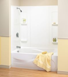59 Elan Tub Walls Shower   Advanta By MAAX