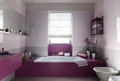 Decoración del Baño: Varios colores