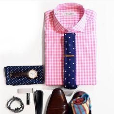 Rise and shine with SprezzaBox accessories.