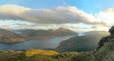 'Loch Lomond is the largest loch (lake) in the UK. It is 24 miles long. We will be there in 4 days it's gonna be fun :) x