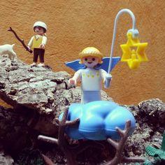 Angel de la Anunciación | Pesebre de Playmobil 2014 | Yo Pedro
