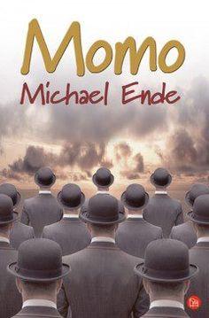 EL LIBRO DEL DÍA    Momo, de Michael Ende.  http://www.quelibroleo.com/momo 22-9-2012