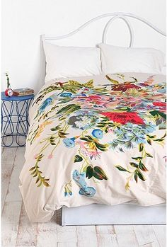 the sweetest of duvet covers
