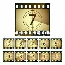 Find Film Countdown Vector stock images in HD and millions of other royalty-free stock photos, illustrations and vectors in the Shutterstock collection. Countdown Images, Element Symbols, Film Strip, Graphic Design Art, Vector Free, Vector Stock, Design Elements, 1, Clip Art