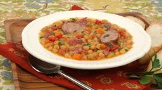 Slow Cooker Cassoulet - Recipes - Best Recipes Ever - This traditional braised French country classic works well in the slow cooker. You'll find smoked ham hocks in the deli section of most grocery stores. Substitute smoked turkey leg of equal weight if unavailable.