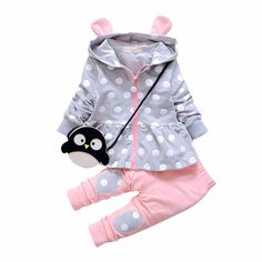 Children Kids Baby Girls Solid Hooded Knitted Sweater Cardigan Coat Warm Outerwear REYO Toddler Outfits