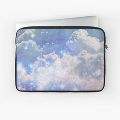 """""""Cloud Vintage Sparkly Aesthetic"""" Laptop Sleeve by ind3finite   Redbubble"""