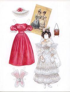 A Fashion Doll of 1828 #2