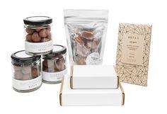 Beta 5 Chocolates - Glasfurd & Walker : Concept / Graphic Design / Art Direction : Vancouver, BC