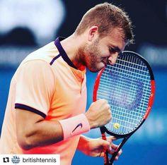 Dan Evans reaches  first ATP Final.Sydney Open 2017