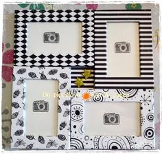 Cornice da parete #scrapbooking #unpiccolomondodicarta #photo