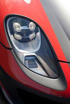 Porsche 918 Spyder prototype (by GermanCarScene)