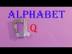 (2) money origami alphabet letters Q xếp chữ Q = tiền - gấp giấy origami - YouTube Dollar Bill Origami, Money Origami, Origami Easy, Origami Alphabet, Origami Letter, Origami Youtube, Diy Paper, Paper Crafts, Graduation