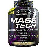 Muscletech Masstech Performance Supplement Vanilla 7 Pound ( Multi-Pack) Reviews