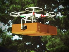 France Becomes First Federal Postal Service to Use Drones to Deliver Mail