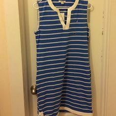 Nautica striped  dress New with tag Nautica Dresses