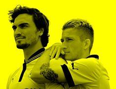 #BVB - Mats Hummels & Marko Reus im gelb #DE