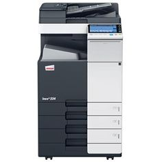 Konica Minolta, Business Technology, Locker Storage, Printer, Printers