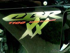 1998 CBR 1100 XX Super Blackbird