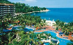 """Barcelo resort in Puerto Vallarta This was a great vacation.  Mismaloya is my preferred destination when in Puerto Vallarta.  The beach and water is a little """"scary""""."""