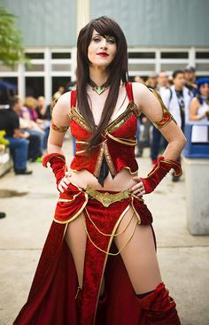 Blizzcon 2011 – Blood Elf by Onigun, via Flickr (pintrests finds- meg)