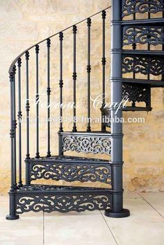 Cast Iron Spiral Staircase , Find Complete Details about Cast Iron Spiral Staircase,Outdoor Spiral Staircase,Wrought Iron Spiral Staircase,Indoor Spiral Staircase from Stairs Supplier or Manufacturer-Ferrous India Spiral Staircase Outdoor, Wrought Iron Staircase, Outdoor Stairs, Staircase Railings, Staircase Design, Stairways, Spiral Staircases, Stair Design, Indoor Outdoor