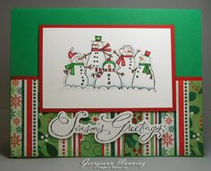 Stampin' Everything!: A Very Merry Christmas to You!