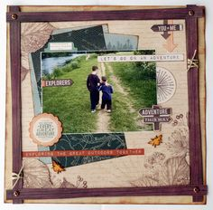 A few projects using this 'adventerous' collection: Scrapbook Blog, Scrapbook Layouts, Scrapbooking, Weekends Away, Greatest Adventure, Clear Stamps, One Pic, Dictionary Meaning, Project Ideas