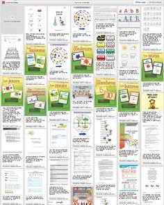 Plus de 100 liens vers des ressources pour bien préparer la rentrée et gagner du temps, de la maternelle à la primaire. (règles de classe, rituels, affiches, progressions, référents, outils, étiquettes, pages de garde...)