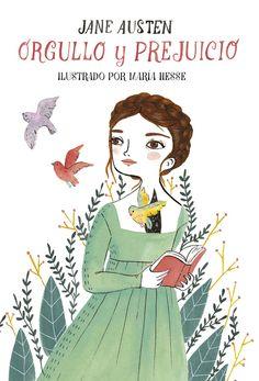 Maravillosa edición ilustrada de Alfaguara Clásicos de Orgullo y prejuicio de Jane Austen, una de las historias de amor más  cautivadoras de la historia y un clásico de la literatura universal.