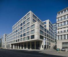 Europaallee Zurich / Max Dudler Architekt