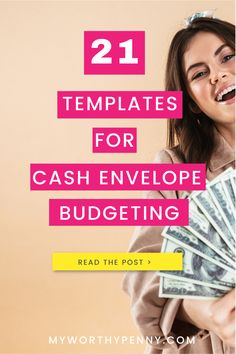 Looking for the best cash envelope template? Here are 21 cash envelope template that you can use for your cash envelope budgeting. Upgrade you cash envelope template wallet. Budgeting System, Budgeting Finances, Budgeting Tips, Envelope Budget System, Cash Envelope System, Money Saving Challenge, Money Saving Tips, Money Tips, Save Money On Groceries