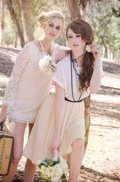 Model: Megan Muchow  Vintage props: style{d} by karli  Wardrobe stylist: Jessie Lisa