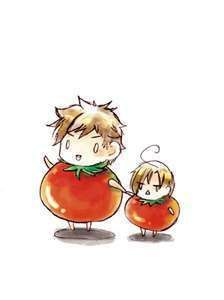 Photo of spamano fun! for fans of Spain x Romano Spamano. eeeeeeeeeeeeeeeeehh!!!!!!!