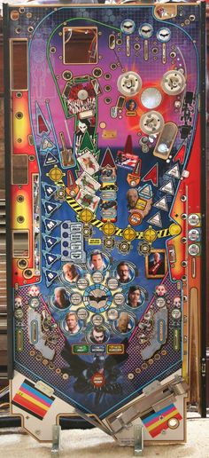 Channel Zero, Flipper Pinball, Complete The Story, Pinball Wizard, Batman Dark, Machine Video, Dark Night, Arcade Games, Game Room