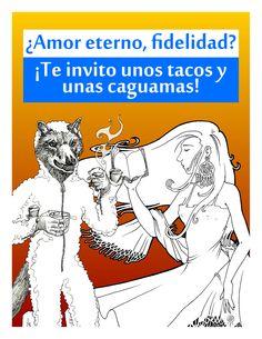 Tacos y caguamas by froybalam.deviantart.com on @DeviantArt