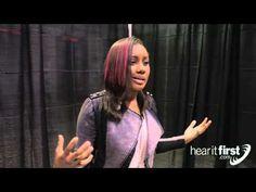 Jamie Grace talks about Winter Jam 2013