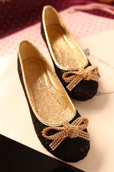 shoes - http://zzkko.com/n195788-ound-2013-new-shallow-mouth-singles-shoes-bow-black-casual-flat-shoes-with-a-single-sub-shopping-female-flat-shoes.html $17.63