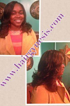 Gbraids with Bonne Switch Hair