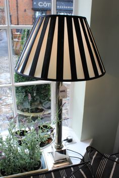 Stripped Lamp from India Jane