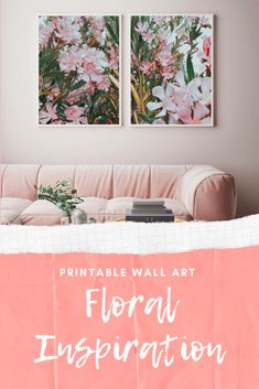 This set of 2 floral prints will evoque the feeling of spring and summer in your home. All photos are taken and edited by me, so you just won't find these prints anywhere else! #floral #artprints #posterartprints #printart #botanical #poster #spring #summer #wallart #homedecor #photographyprintables #homedecorcheap #homedecordiy #artprintsforwalls #printsforwalls #romantic #decor #femenine