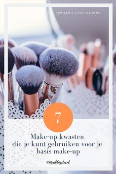 Tips & Tricks, Makeup Tips For Beginners, Basic Makeup, Diy Makeup, Beauty Makeup Tips, Diy Beauty, Beauty Hacks Every Girl Should Know, Makeup Brushes, Blog