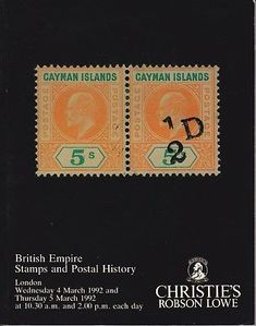 #ad AUCTION CATALOGUE  BRITISH EMPIRE STAMPS & POSTAL HISTORY http://rover.ebay.com/rover/1/1185-53479-19255-0/1?ff3=2&toolid=10039&campid=5337950191&item=382418330341&vectorid=229501&lgeo=1