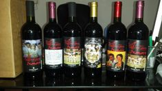 Wine for karate