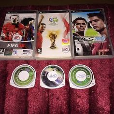 Psp game #bundle fifa 07 08 2006 #world cup football #manager 2007 2010 pes 2008 ,  View more on the LINK: http://www.zeppy.io/product/gb/2/112007560145/