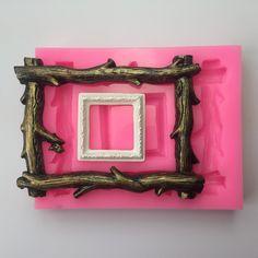 Branch Frame Silicone Mold