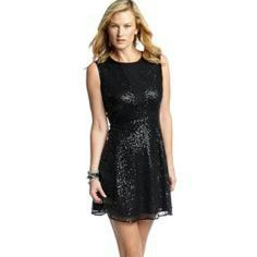 Cynthia Rowley Sequin Party Dress