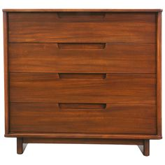 """Milo Baughman """"Today's Living"""" Chest for Drexel   From a unique collection of antique and modern commodes and chests of drawers at https://www.1stdibs.com/furniture/storage-case-pieces/commodes-chests-of-drawers/"""